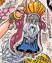 Gancho's Manga Color Scheme
