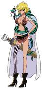 Marguerite Anime Concept Art