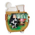 One Piece Memorial Log Ship Thousand Sunny Piece 1