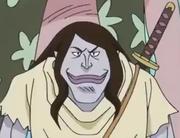 Anonymous Fish-Man Replacing Harisenbon