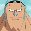 Franky Post Timeskip Portrait