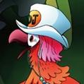 Parrot DJ Portrait
