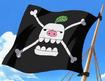 Piggy Pirates Jolly Roger