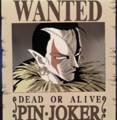 Pin Joker's Movie 2 Wanted Poster