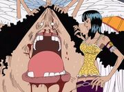Robin derrota a Yama