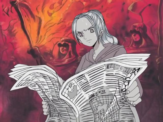 Картинки газеты аниме