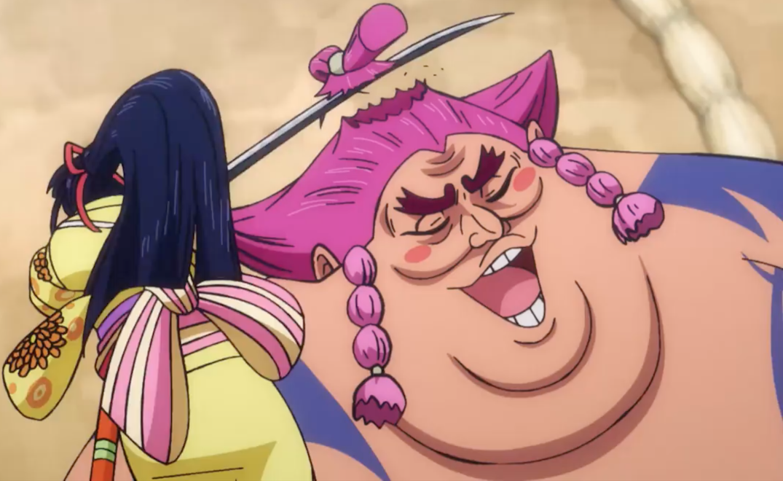 One Piece Okiku