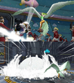 Pirate Warriors 3 Mone vs Tashigi
