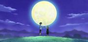 Zoro et Kuina se font une promesse.