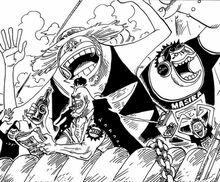 Alianza saruyama time skip