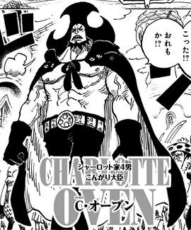Charlotte Oven Manga Infobox