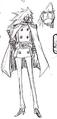 Charlotte Raisin Manga Concept Art