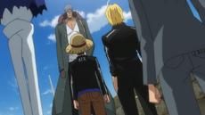 Kuzan y los Sombrero de Paja
