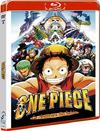 One Piece Película 4 blu-ray España