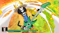 One Piece Unlimited World Red Brook Attaque Spéciale