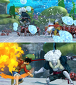 Pirate Warriors 3 Luffy vs Hody