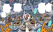 Search for Luffy and Zoro