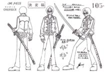Shigure Concept Art