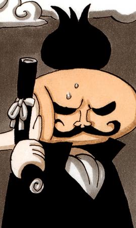 Tomato Gang Manga Infobox