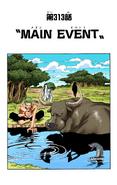 Coloreado Digital del Capítulo 313