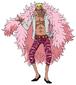 Doflamingo Anime Concept Art