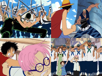 Episodio 3 | One Piece Wiki | FANDOM powered by Wikia