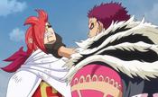 Katakuri derrota a Ichiji
