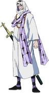 Pell Post Timeskip Anime Concept Art