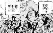 Roger Pirates Laughing