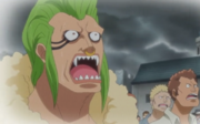 Bartolomeo at Logue Town