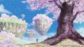 Forêt de Cerisiers sur Merveille