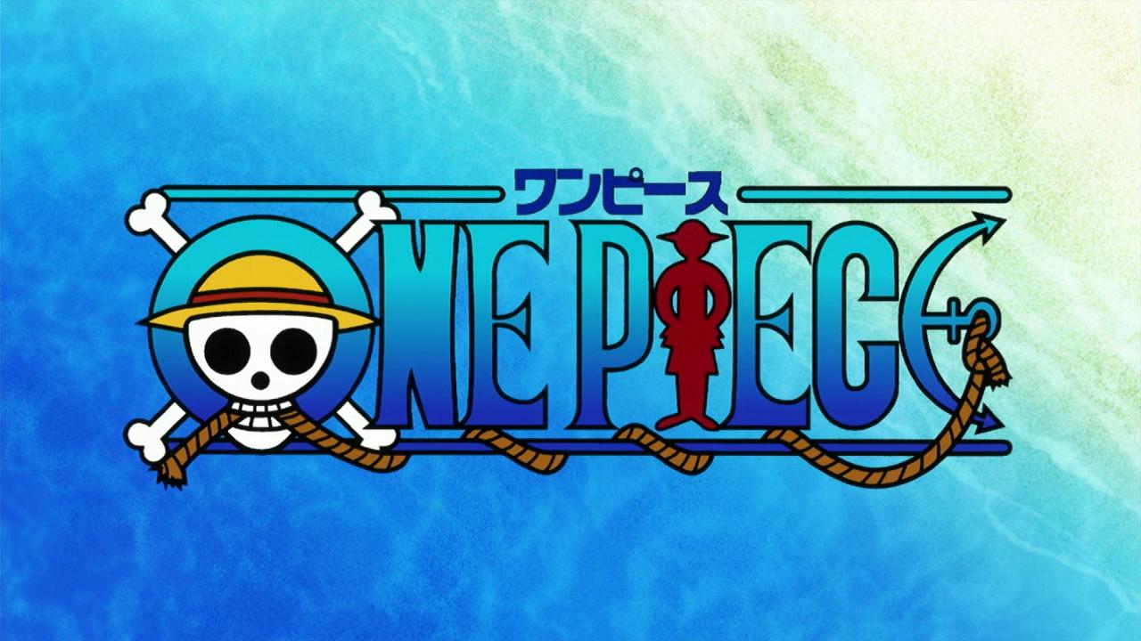 image - one piece anime logo | one piece wiki | fandom powered