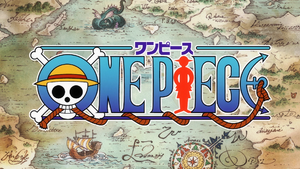 One Piece Anime Logo