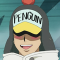 Penguin Anime Portrait