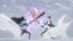 Piratas Gecko vs Piratas de las Bestias