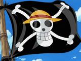 Piratas do Chapéu de Palha/Recrutamento