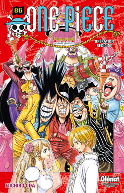 Tome 86 Couverture VF Infobox
