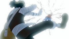 Usopp vs. Luffy