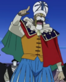 Absalom dans l'épisode spécial Luffy Boss