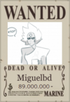 Miguelbd Wanted Poster