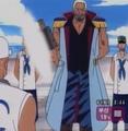 One Piece Corée hache censurée