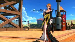 Primer DLC de One Piece Mosou Battle