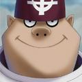 Speed Jiru Portrait