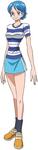 Ann (Romance Dawn) Anime Concept Art