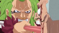 Bartolomeo Threatens a Noble