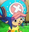 Chopper Stampede Outfit 3