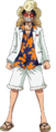 Luffy Film Gold White Casino Outfit.png
