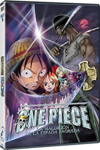 One Piece Movie 5 DVD Spain