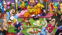 Orochi's Extravagance