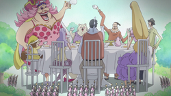 Big Mom sogno